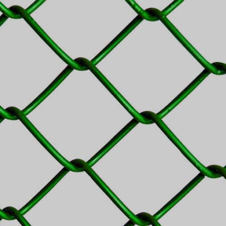 Сетка рабица покрытая полимером